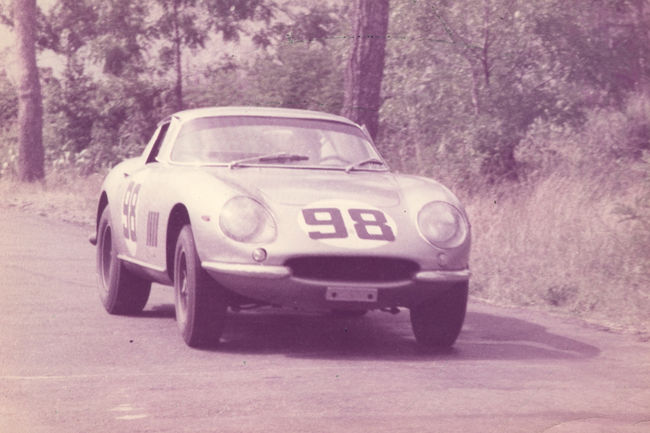 Gooding : une exceptionnelle Ferrari 275 GTB/C à Pebble Beach