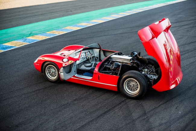 RM Sotheby's : Ferrari 275 P 1963
