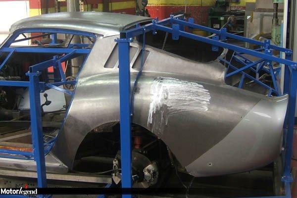La Ferrari 275 GTB/4 de Steve McQueen