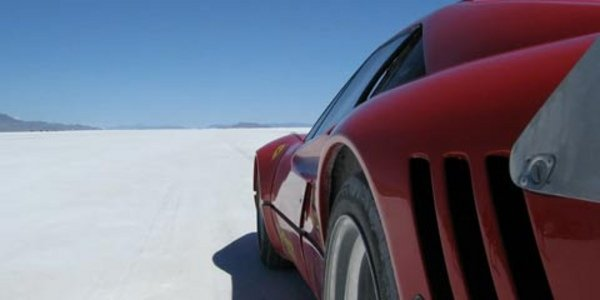 443 km/h en Ferrari 288 GTO !