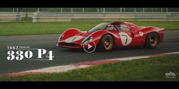 A la découverte de la Ferrari 330 P4 avec Petrolicious