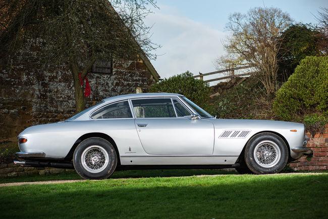 Silverstone Auctions : Ferrari 330 GT 2+2 1965