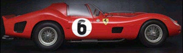 La Ferrari à 6,8 millions d'euros