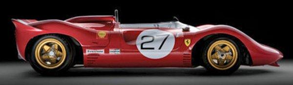 Vente Ferrari : une P4 exceptionnelle