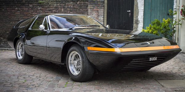 A vendre : Ferrari 365 GTB/4 Daytona Shooting Brake