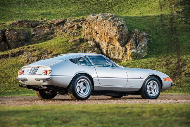 Silverstone Auctions : Ferrari 365 GTB/4 Daytona 1972
