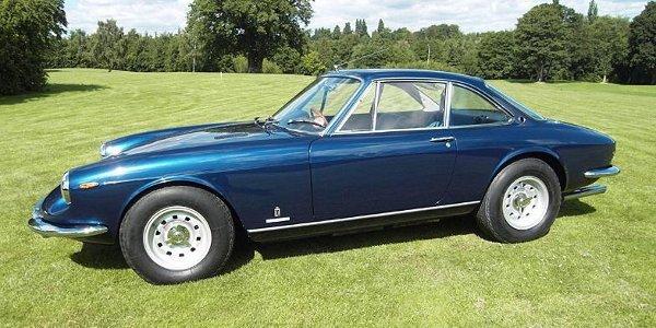 Une ex-Ferrari de George Harrison à vendre