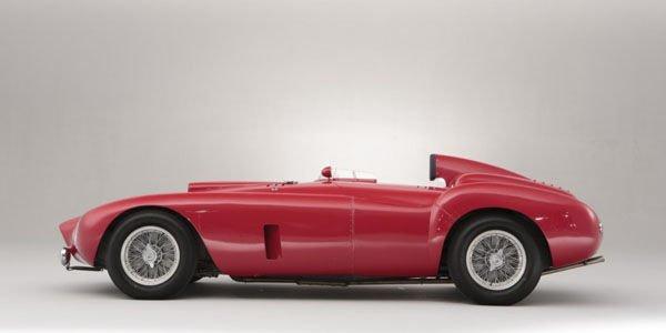 Record pour une Ferrari 375 Plus chez Bonhams