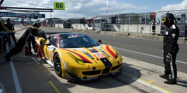 Le Mans : Neiman avec JMW Motorsport