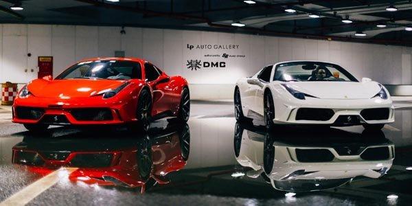 Ferrari 458 Italia DMC Monte Carlo