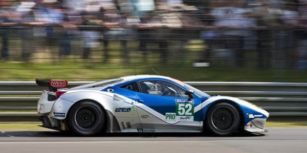 WEC : le RAM Racing forfait