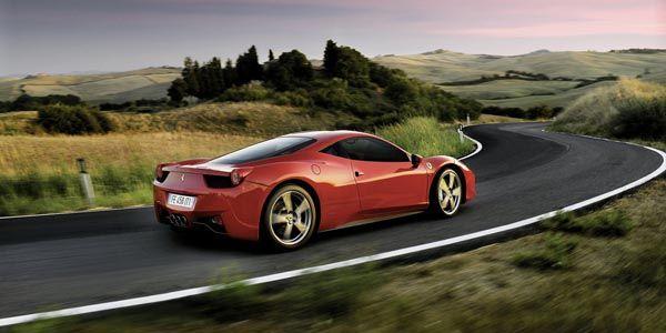 Vague de rappel pour les Ferrari 458 aux USA