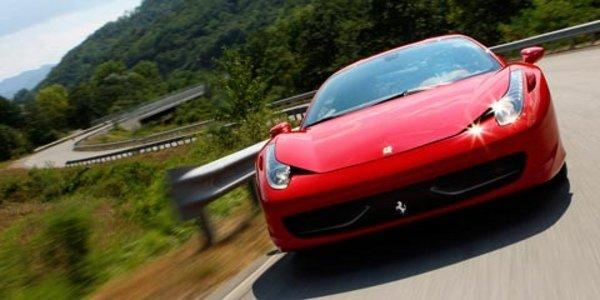 Rappel pour la Ferrari 458 Italia ?