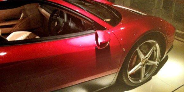 Une Ferrari 458 Italia pour Eric Clapton