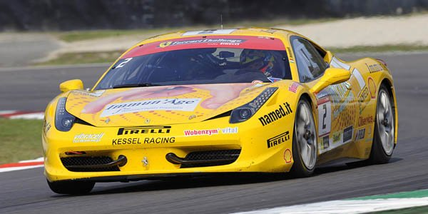 Valentino Rossi en Blancpain Endurance S