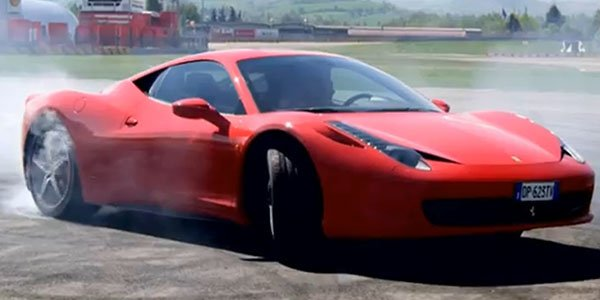 Ferrari : 8 millions de fans sur Facebook