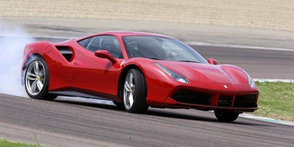La Ferrari 488 GTB bientôt dans la course