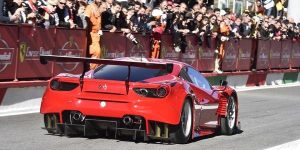Les Ferrari 488 GTE et GT3 dévoilées au Mugello
