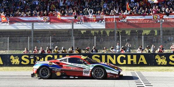 WEC : Sam Bird rejoint Ferrari AF Corse