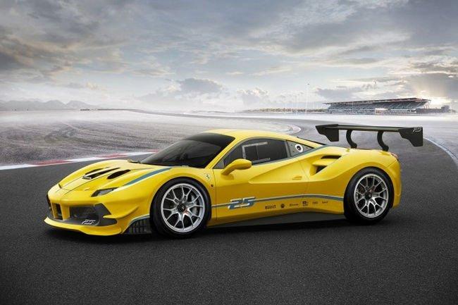 La nouvelle Ferrari 488 Challenge dévoilée à Daytona