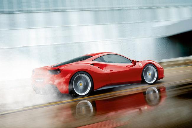 Une Ferrari 488 GTO en approche ?