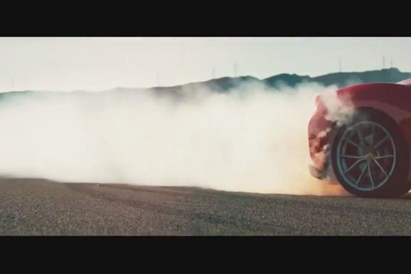 Un teaser vidéo pour la Ferrari 488 Speciale