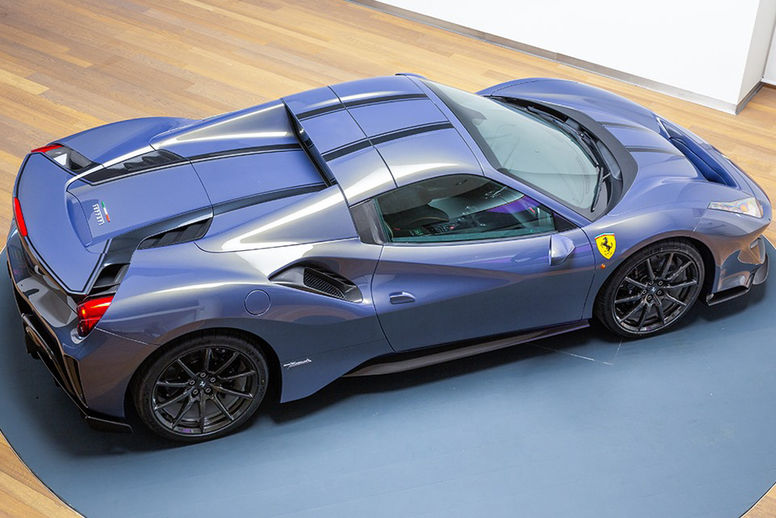 Ferrari 488 Pista Spider Tailor Made