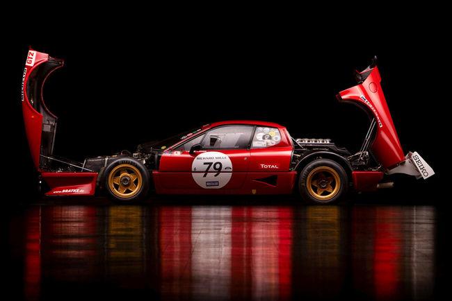 RM Sotheby's : Ferrari 512 BB Competizione 1980