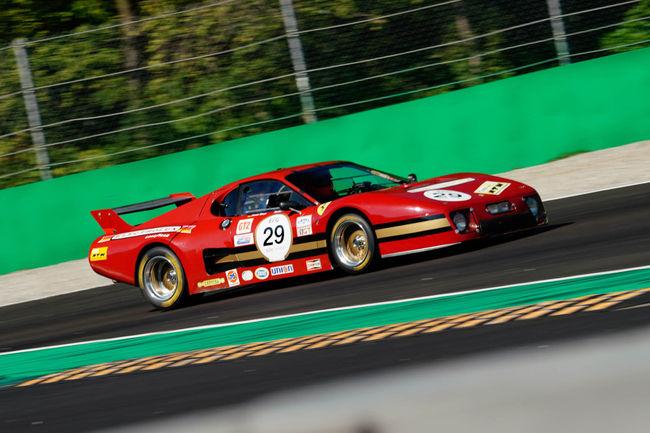 Embarquez en Ferrari 512 BB LM à Monza