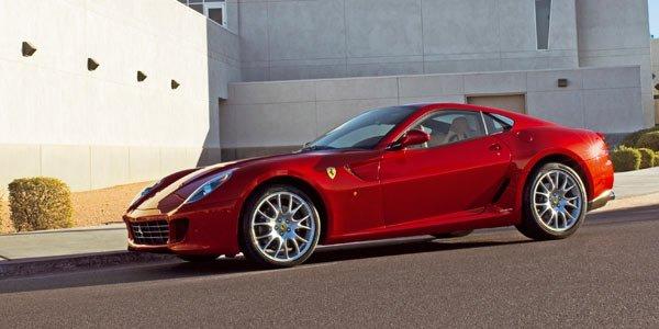 La remplaçante de la Ferrari 599