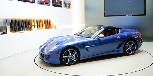 Ferrari Superamerica 45 : images !