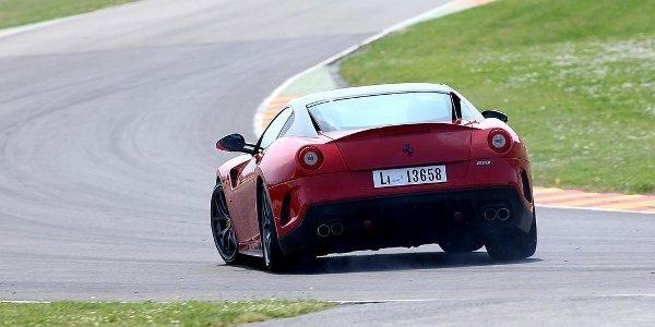 Ferrari 599: dernier coup d'éclat?