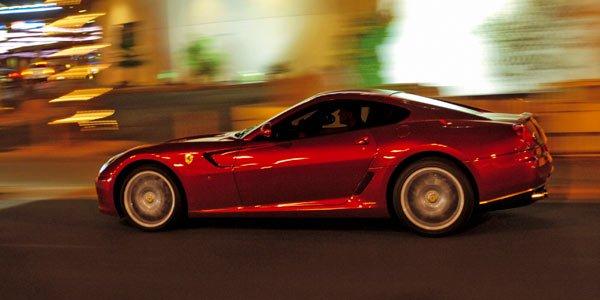 De l'alu pour la future Ferrari 599