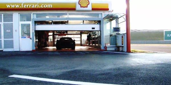 Ferrari tease la remplaçante de la 599