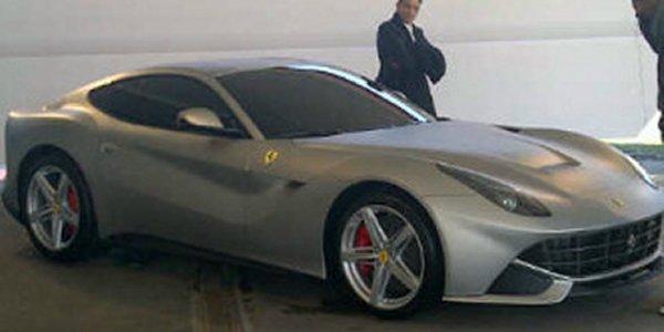 La Ferrari F620 GT montre son nez