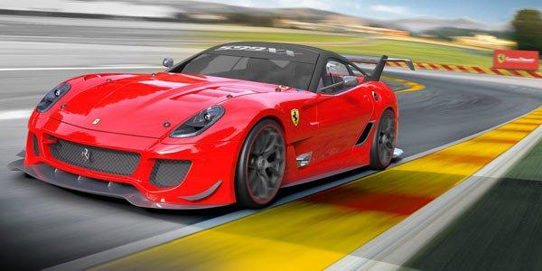 Ferrari met en vente une 599 XX Evo