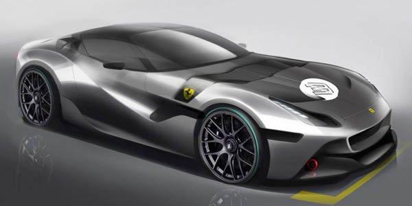 SP Ayra : une Ferrari ultra exclusive !