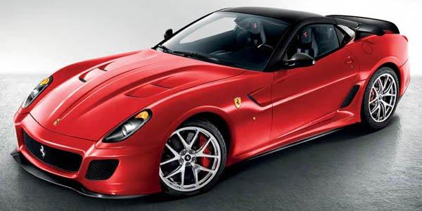 Ferrari 599 : un kit aéro façon 599XX