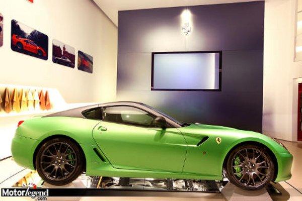 salon de gen ve ferrari hy kers actualit automobile motorlegend. Black Bedroom Furniture Sets. Home Design Ideas