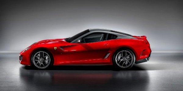 Ferrari à Goodwood