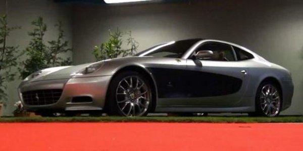 Chant du cygne ? Ferrari 612 GTS Pavesi
