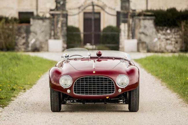 Bonhams : Ferrari 625 Targa Florio 1953