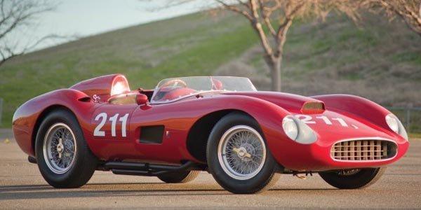 Prix record pour une Ferrari 625 TRC