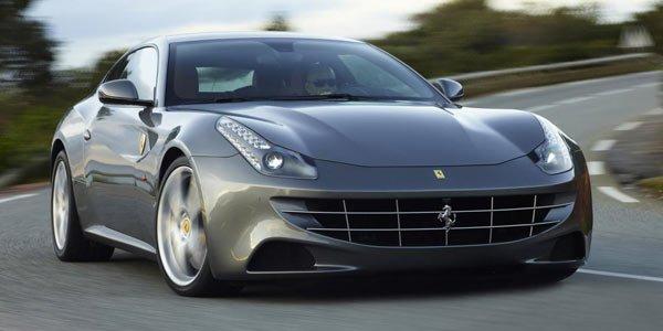 7 ans d'entretien chez Ferrari