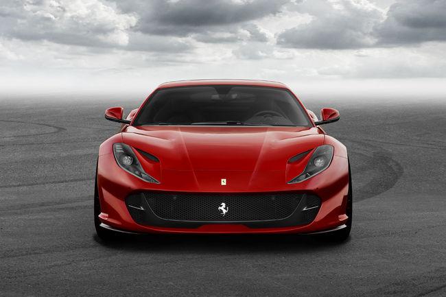 Ferrari 812 Superfast : la vidéo officielle