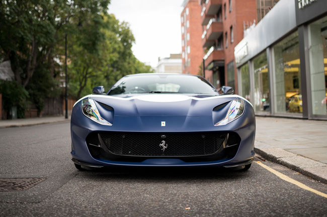 A vendre : Ferrari 812 Superfast The Stirling