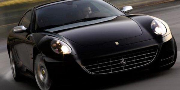 Une Ferrari «différente» à Genève