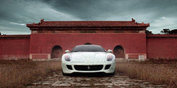 Résultats commerciaux Ferrari 2010