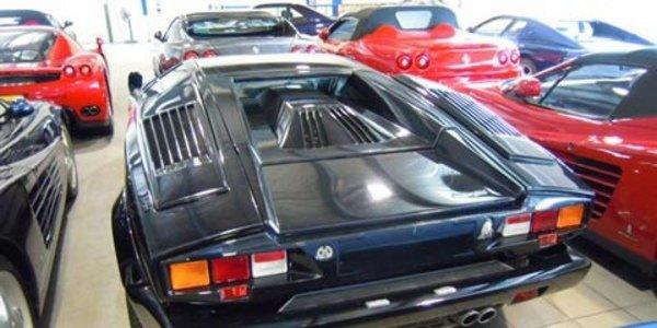 A vendre : des Ferrari sultanesques