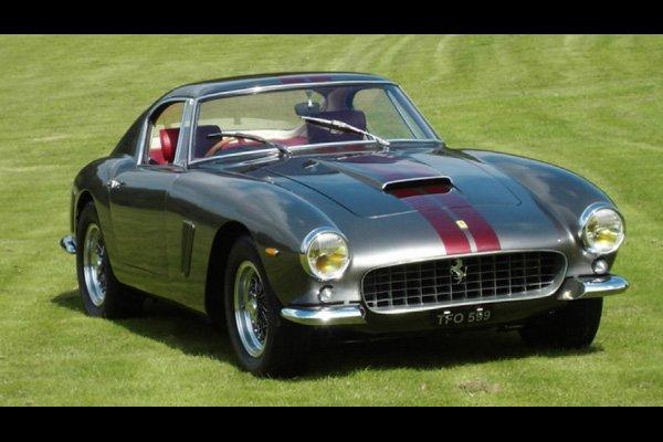 Une Ferrari California T Taylor Made présentée à Essen